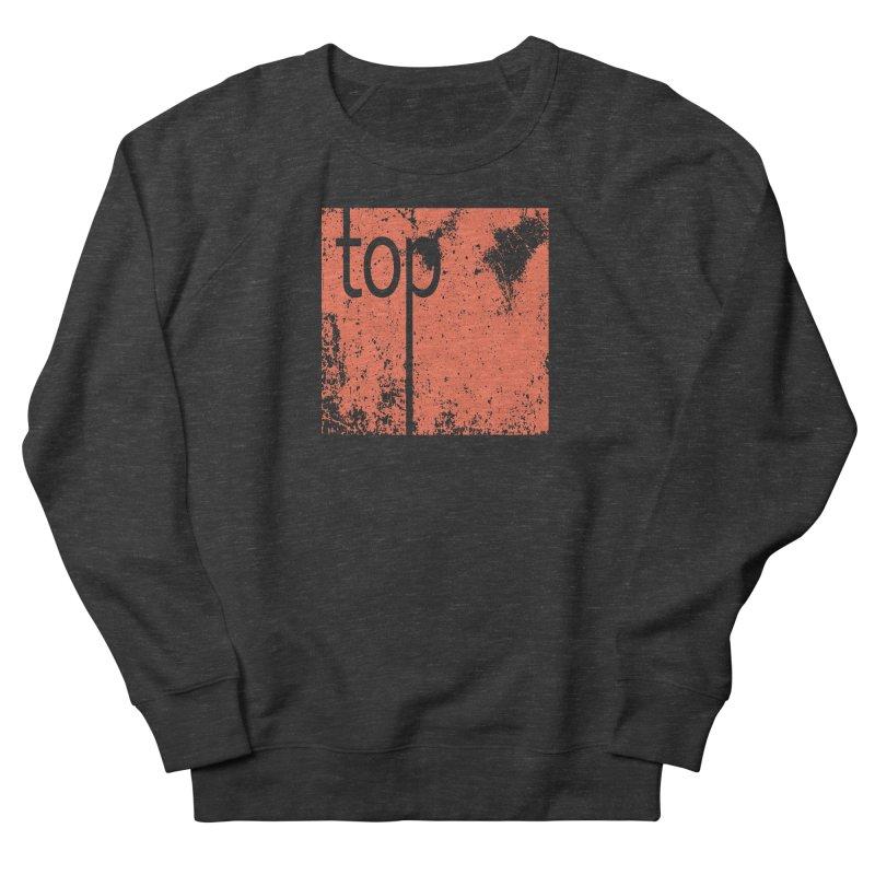 #top Women's French Terry Sweatshirt by Studio S