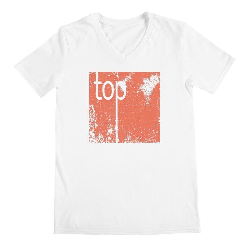 #top Men's V-Neck by Studio S