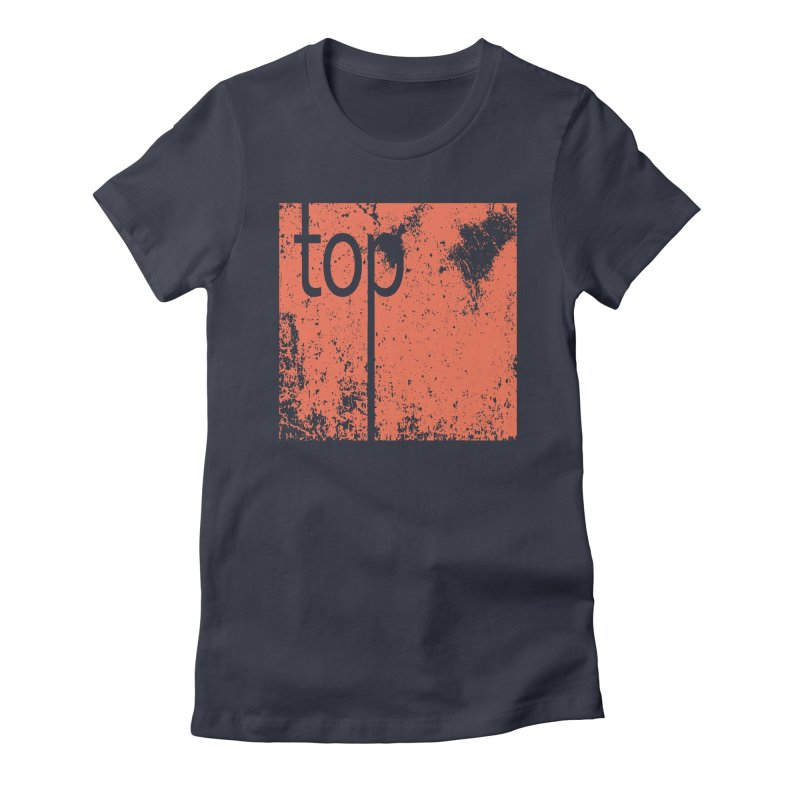 #top Women's Fitted T-Shirt by Studio S
