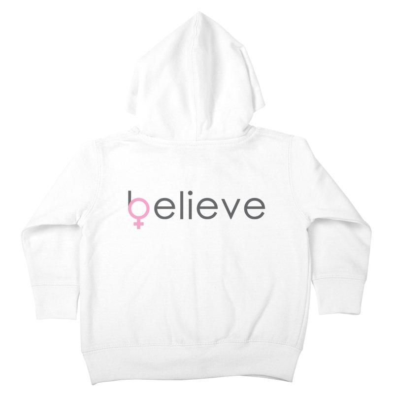 #believe Kids Toddler Zip-Up Hoody by Studio S