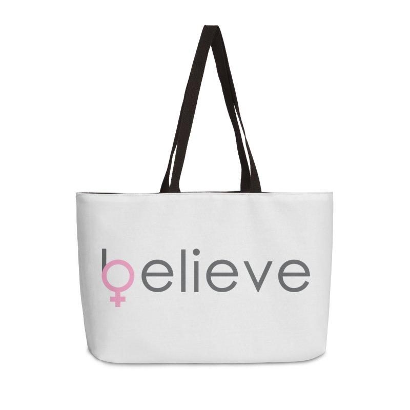 #believe Accessories Weekender Bag Bag by Studio S