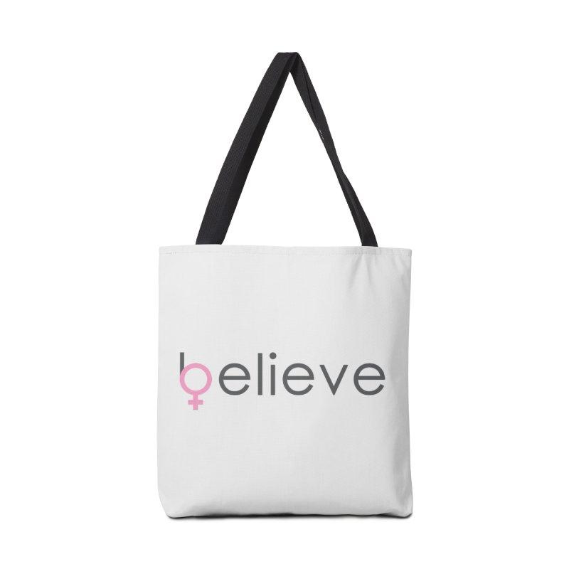 #believe Accessories Tote Bag Bag by Studio S