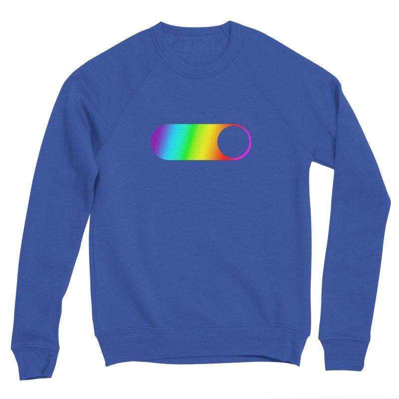 Pride On Men's Sponge Fleece Sweatshirt by Studio S