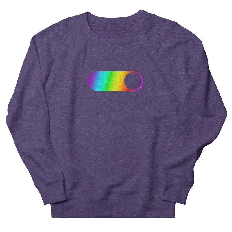 Pride On Women's French Terry Sweatshirt by Studio S