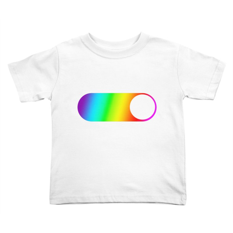 Pride On Kids Toddler T-Shirt by Studio S