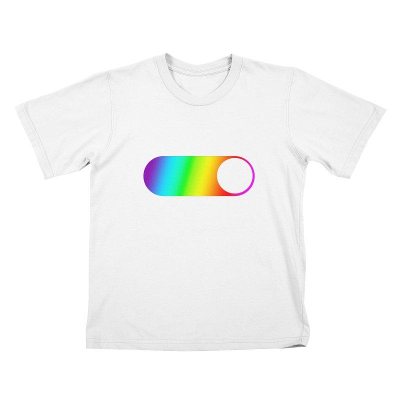 Pride On Kids T-Shirt by Studio S