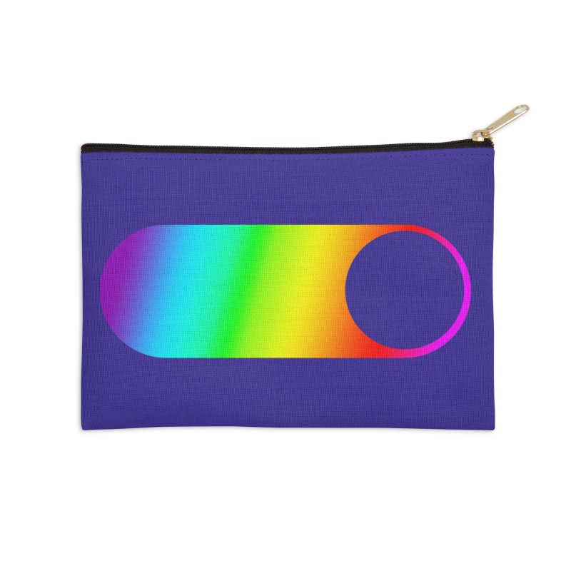 Pride On Accessories Zip Pouch by Studio S