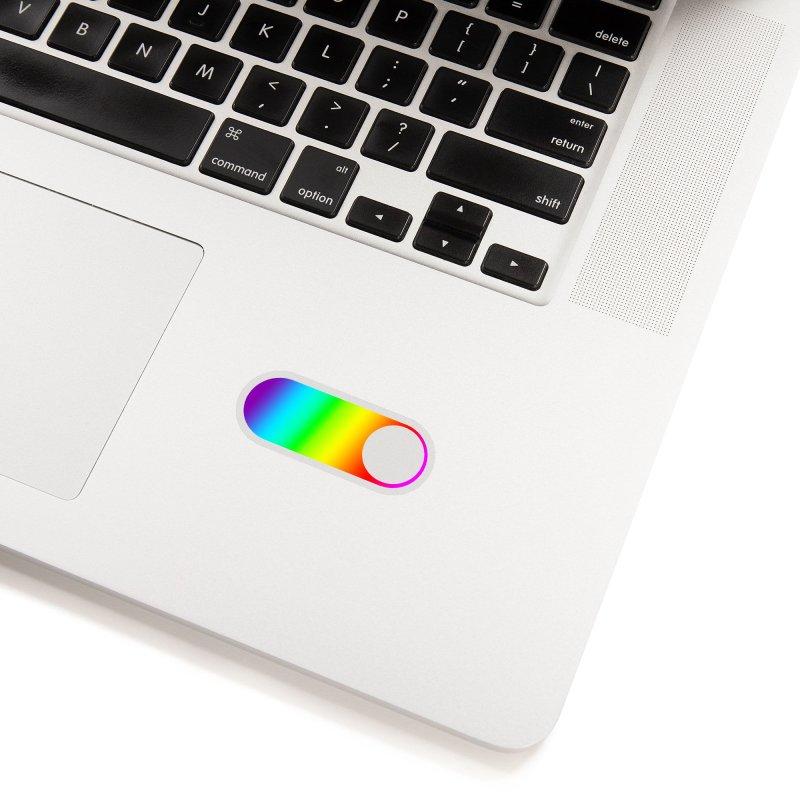 Pride On Accessories Sticker by Studio S