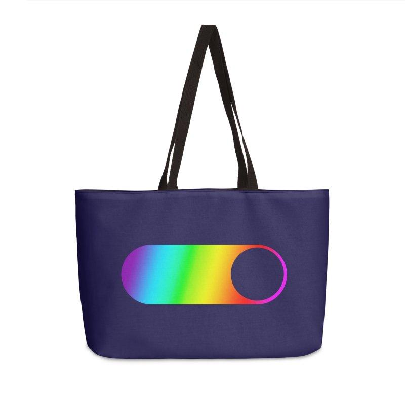 Pride On Accessories Weekender Bag Bag by Studio S