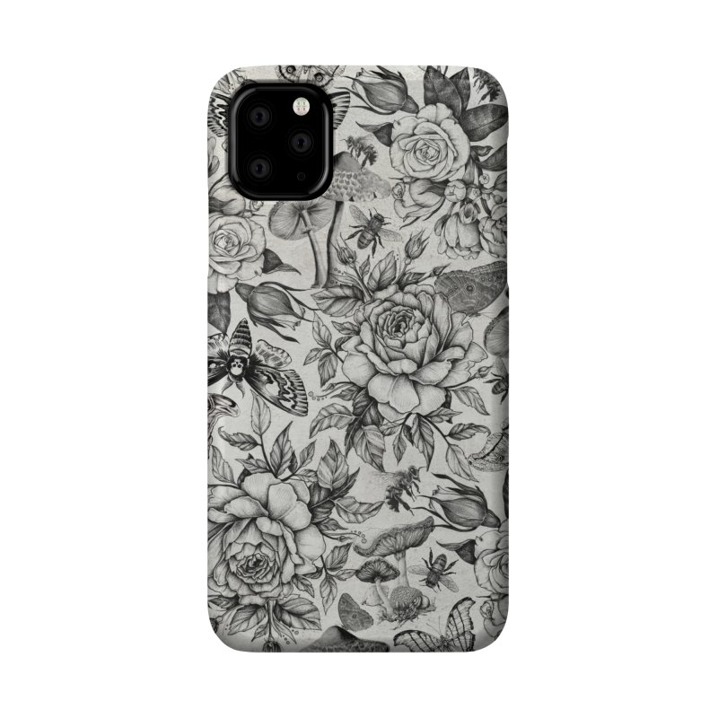 Botanical Pattern Accessories Phone Case by Studio Vickn Artist Shop