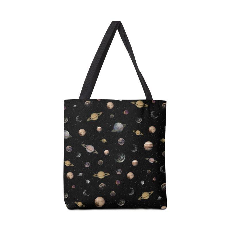 Planets Accessories Bag by Studio Vickn Artist Shop