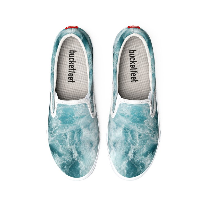 Sea Women's Shoes by Studio Vickn Artist Shop