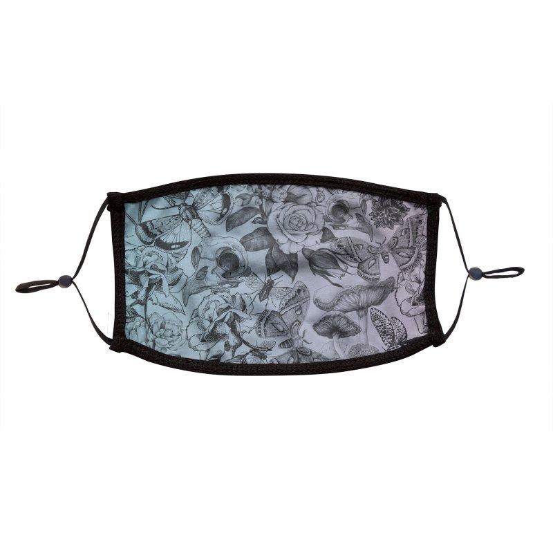 Mystery Garden II Accessories Face Mask by Studio Vickn Artist Shop