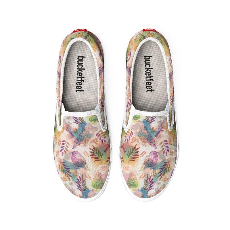 Little Birds Women's Shoes by Studio Vickn Artist Shop