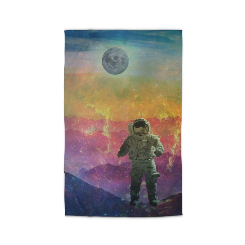 A Walk for Unknown Lands Home Rug by Studio Vickn Artist Shop