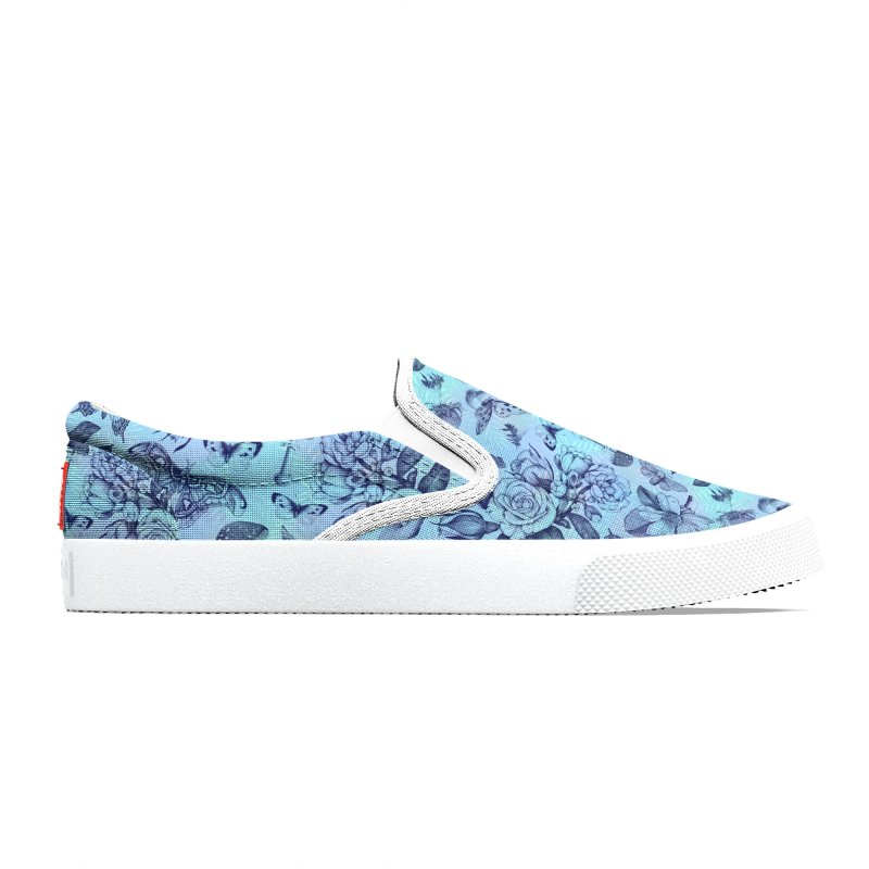 Botanical Pattern III Men's Shoes by Studio Vickn Artist Shop