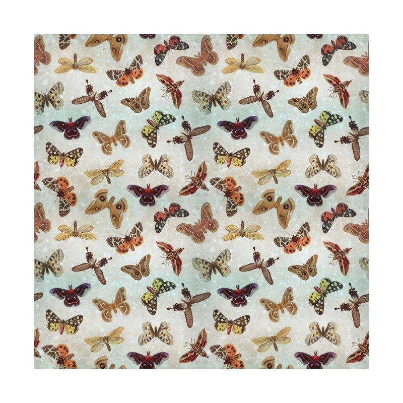 Moths & Butterflies II Home Duvet by Studio Vickn Artist Shop