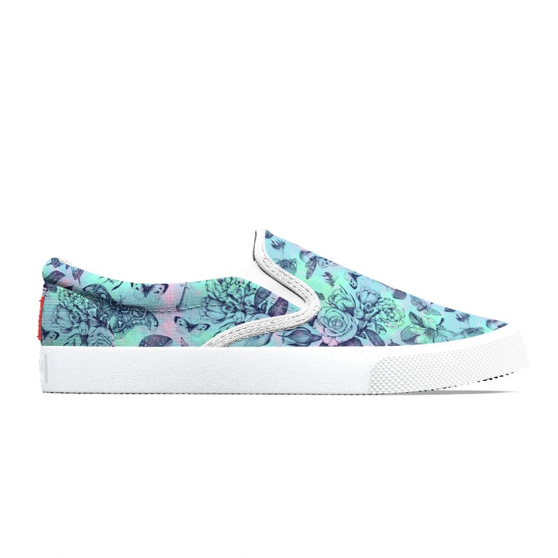 Botanical Pattern IV Women's Shoes by Studio Vickn Artist Shop