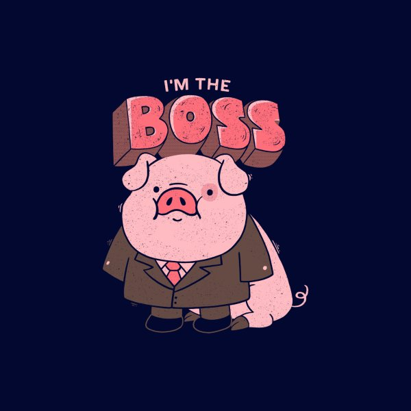 image for I'm the Boss