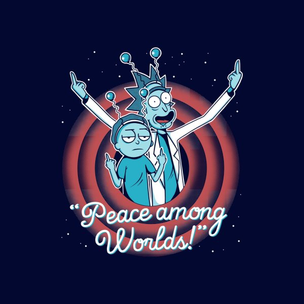 image for Peace Among Worlds