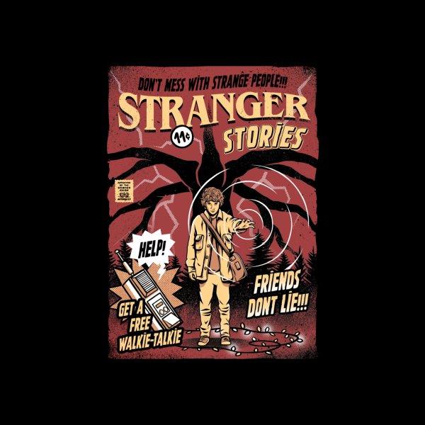 image for Stranger Stories