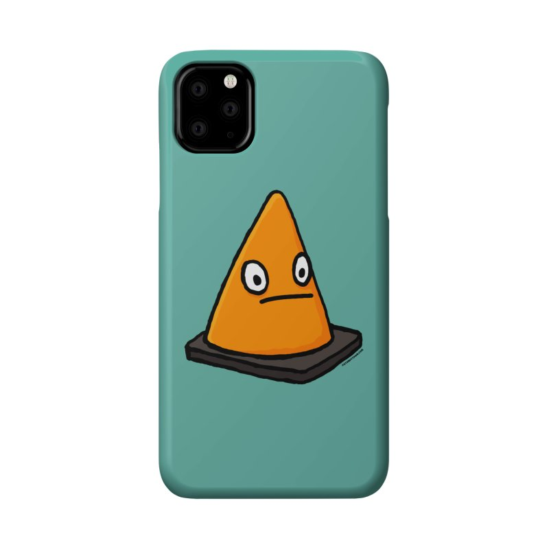 Lone Cone Without a Home Accessories Phone Case by stumpytown