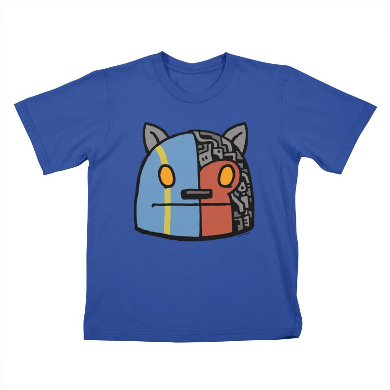 Katkaider Kids T-Shirt by stumpytown