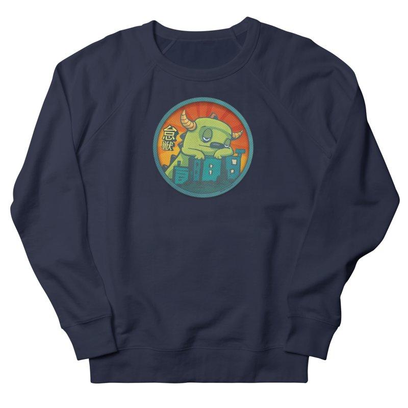 Lazy Kaiju.  Maybe tomorrow. Men's French Terry Sweatshirt by stumpytown