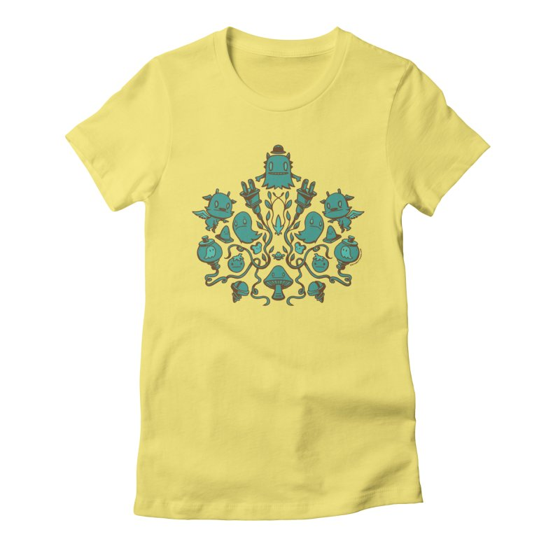 HodgePodge Women's T-Shirt by stumpytown