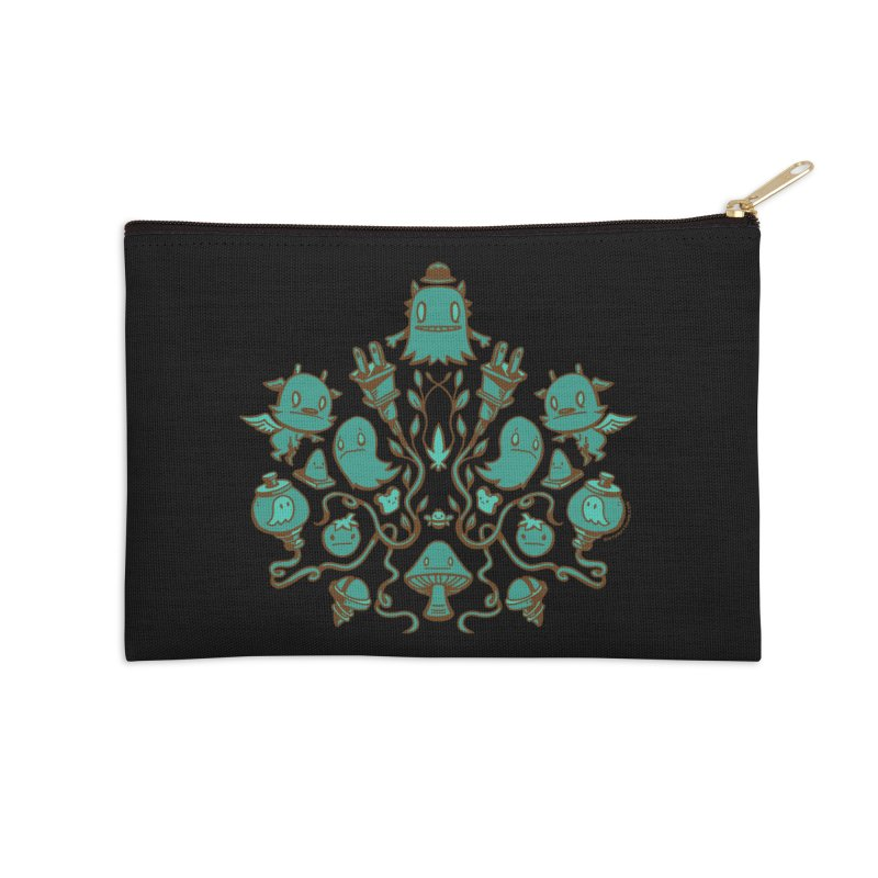 HodgePodge Accessories Zip Pouch by stumpytown