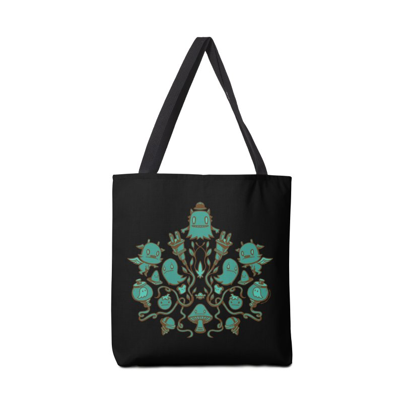 HodgePodge Accessories Tote Bag Bag by stumpytown