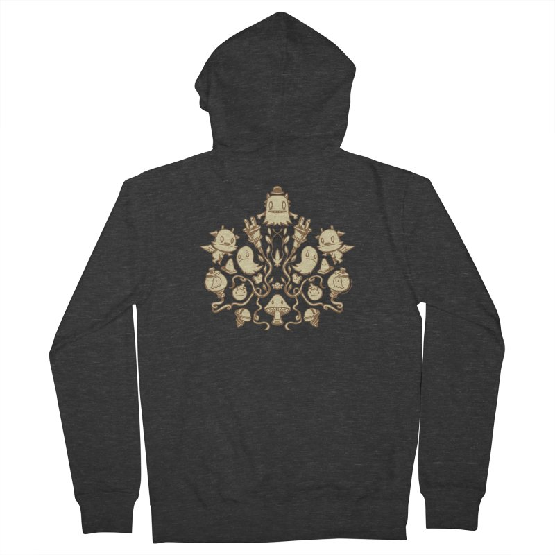 HodgePodge 2 Men's French Terry Zip-Up Hoody by stumpytown