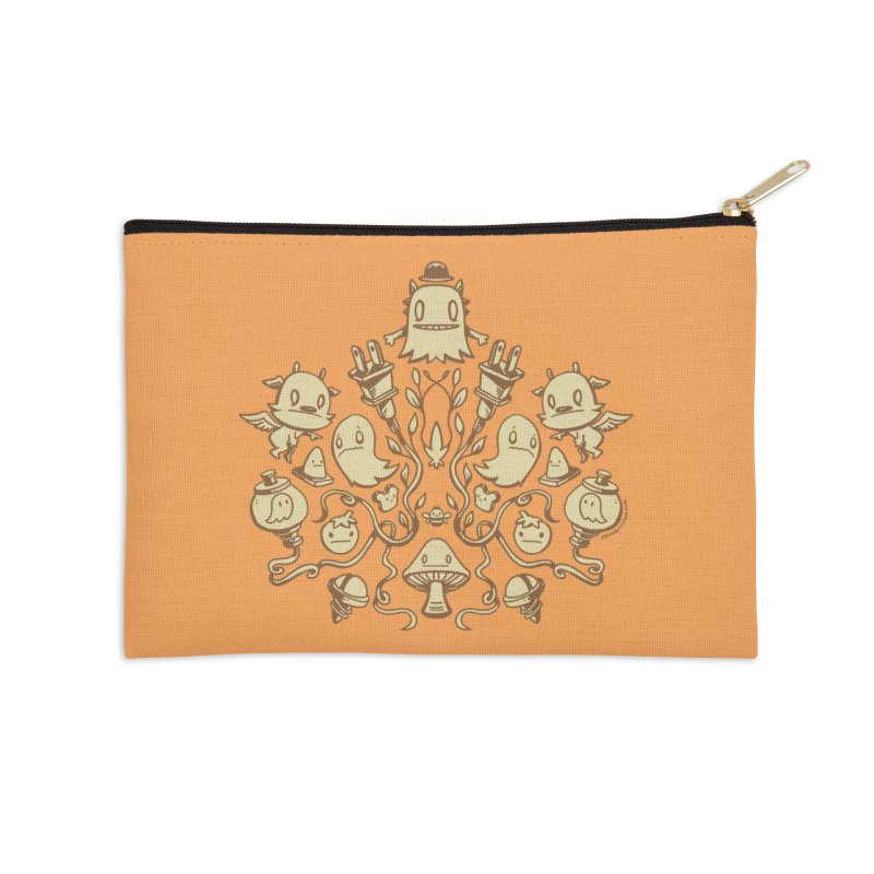 HodgePodge 2 Accessories Zip Pouch by stumpytown