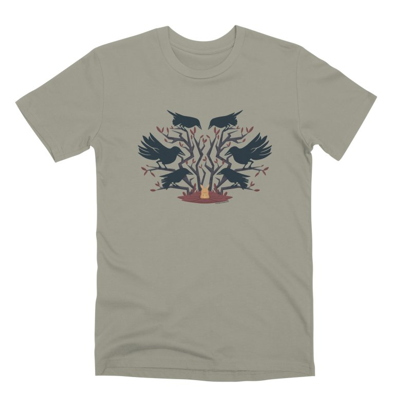 Give Up the Ghost Men's T-Shirt by stumpytown