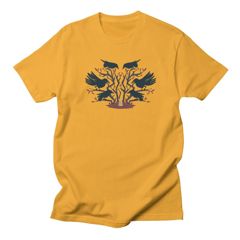 Give Up the Ghost Men's Regular T-Shirt by stumpytown