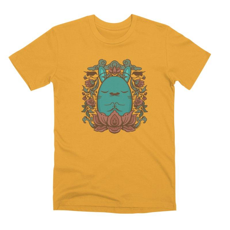 Namaste Men's Premium T-Shirt by stumpytown