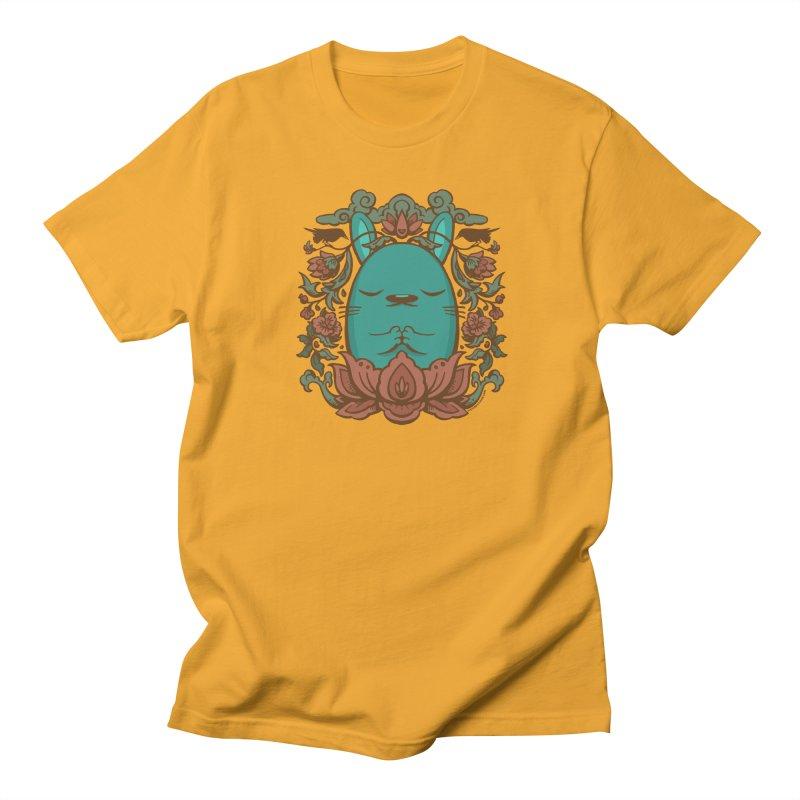 Namaste Men's T-Shirt by stumpytown