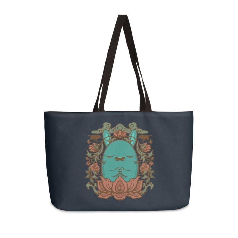 Namaste Accessories Weekender Bag Bag by stumpytown