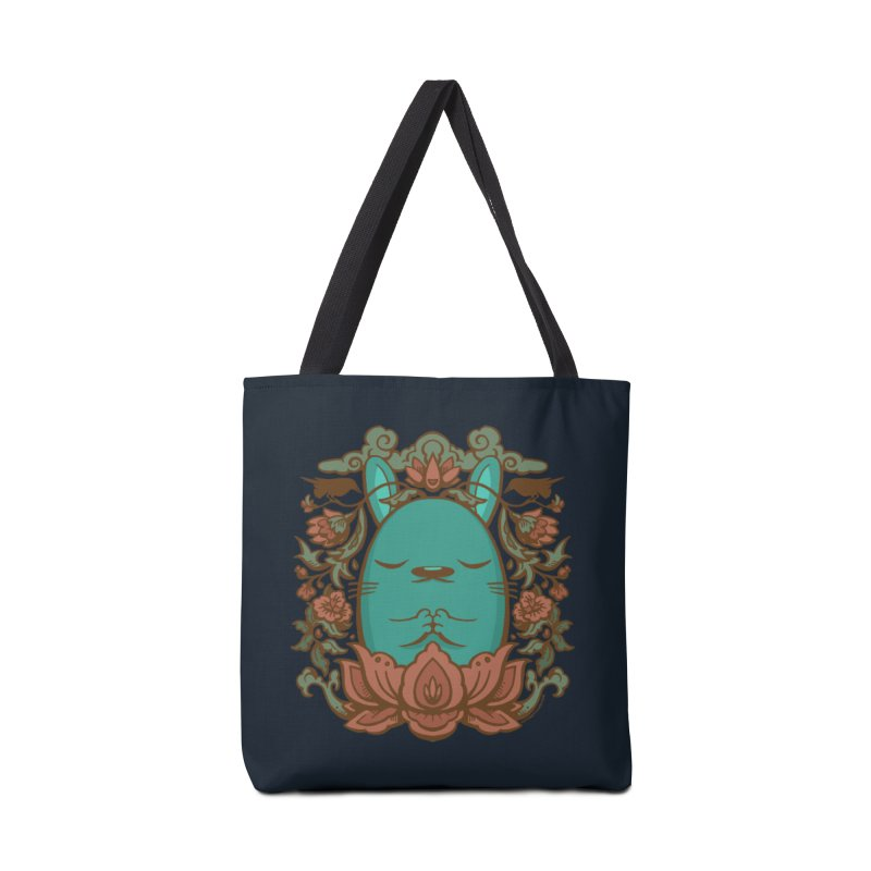 Namaste Accessories Bag by stumpytown