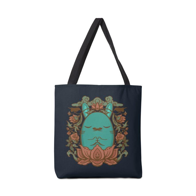 Namaste Accessories Bag by stumpytown