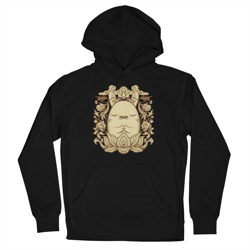 Namaste 2 Women's French Terry Pullover Hoody by stumpytown