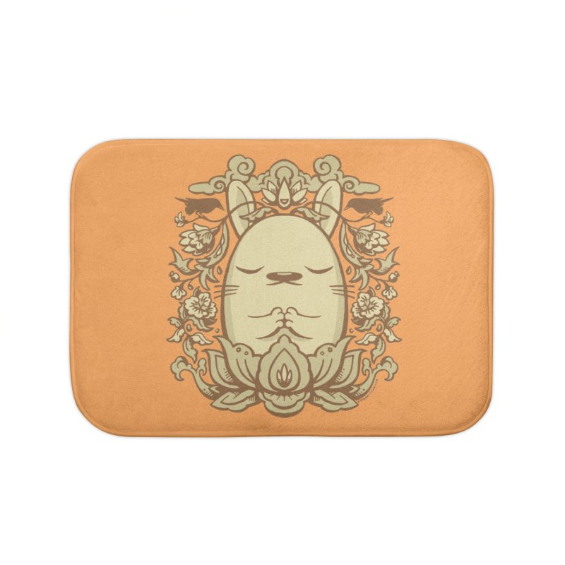 Namaste 2 Home Bath Mat by stumpytown