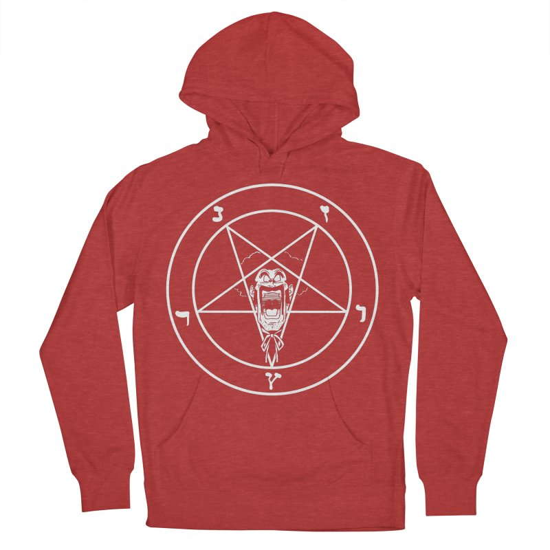 Hail Mr. Satan Women's French Terry Pullover Hoody by itty biity shitties