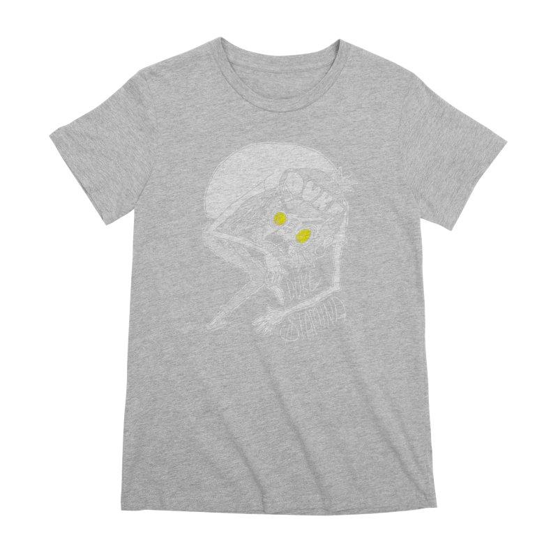 Aggro-Cat Women's Premium T-Shirt by itty biity shitties