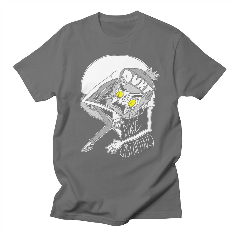 Aggro-Cat Men's T-Shirt by itty biity shitties