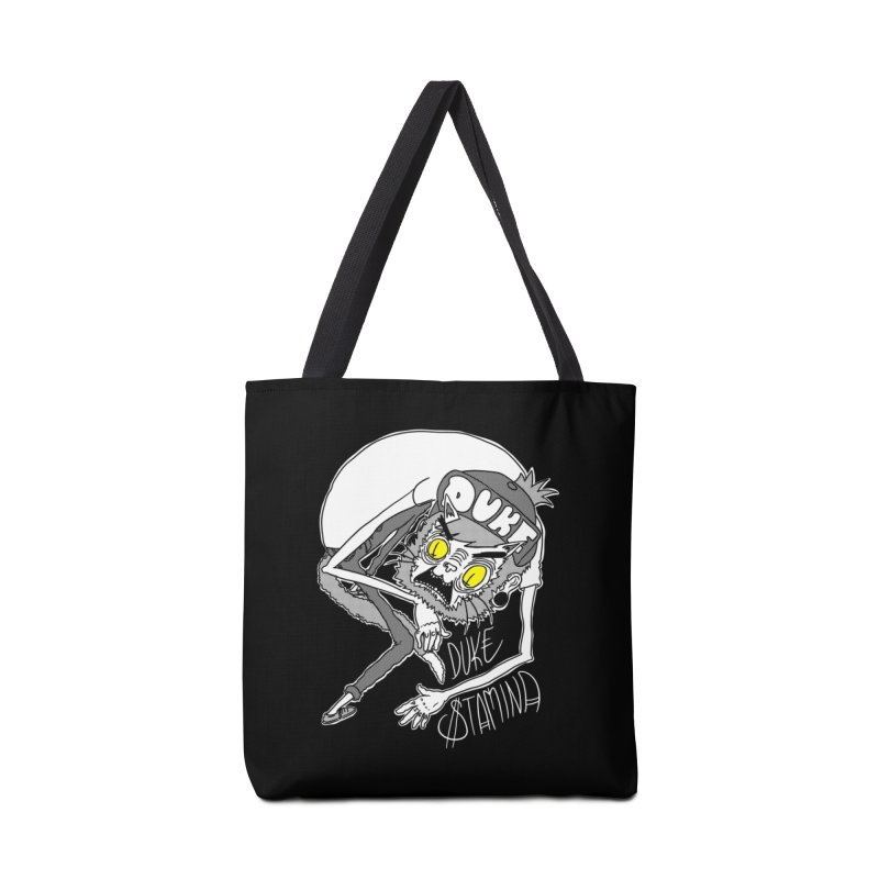 Aggro-Cat Accessories Tote Bag Bag by itty biity shitties