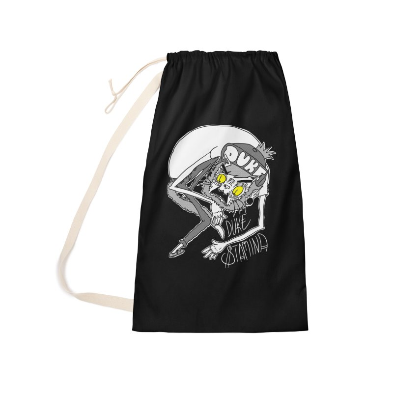Aggro-Cat Accessories Laundry Bag Bag by itty biity shitties