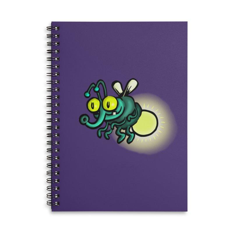 SQUIRMISH: Shiny Heinie Accessories Notebook by STWALLSKULL's Shirt Shack