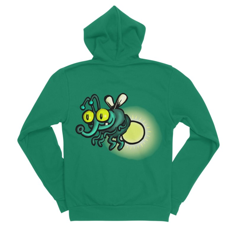 SQUIRMISH: Shiny Heinie Women's Sponge Fleece Zip-Up Hoody by STWALLSKULL's Shirt Shack