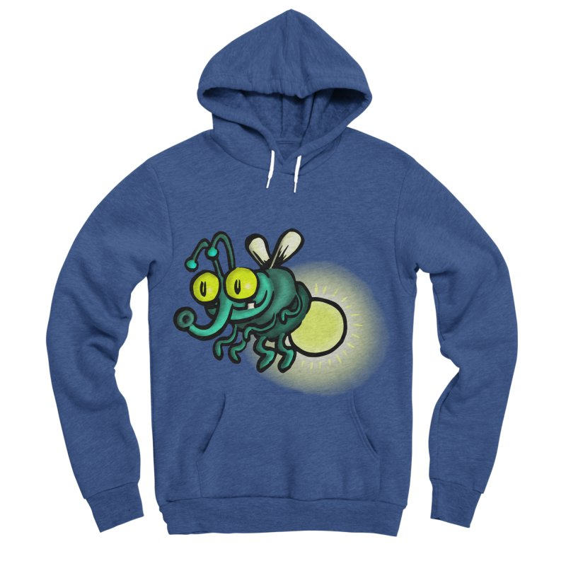 SQUIRMISH: Shiny Heinie Men's Sponge Fleece Pullover Hoody by STWALLSKULL's Shirt Shack